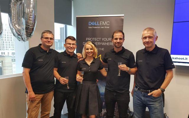 Data Domain - rocznica w Dell Technologies